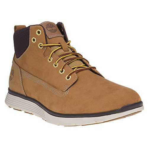 Timberland Mens Killington Chukka - Wheat Nubuck (Beige) Mens Boots 7.5 US