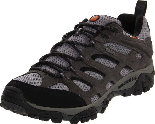 Merrell Men's Moab Waterproof Hiking Shoe,Beluga,8.5 M US