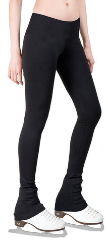ny2 Sportswear Figure Skating Pants with 2-tones Waistband