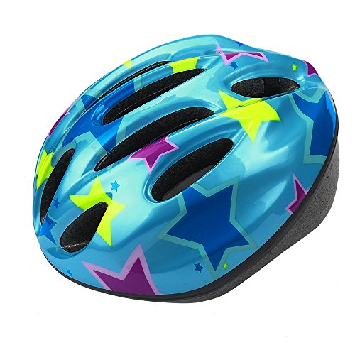 10 Vent Special Cool Ultralight Kids/Toddlers/Child Sports Mountain Road Bicycle Bike Cycling safety Helmet Multi-Sports Comfortable/Safety Helmet (Blue)