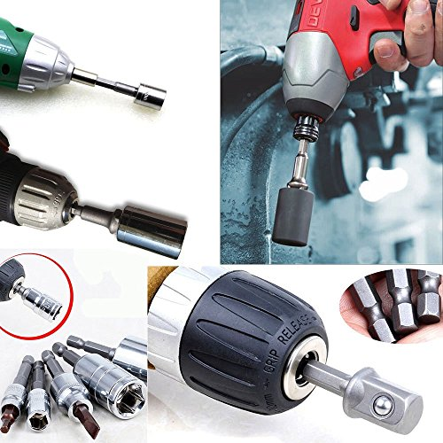 drill bit adapter for impact driver