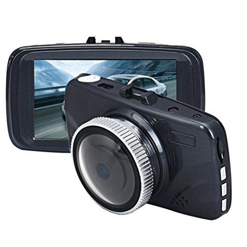 Rucan 2.7 Inch Full HD 1080P Car DVR Vehicle Camera Video Recorder Dash Cam G-sensor