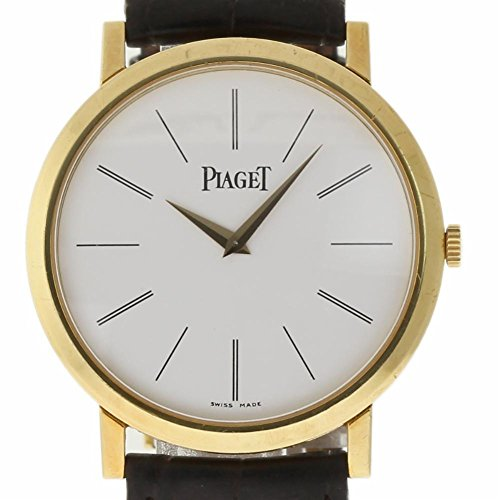 45297d4a5c7 Piaget Altiplano mechanical-hand-wind mens Watch P10175 (Certified  Pre-owned)