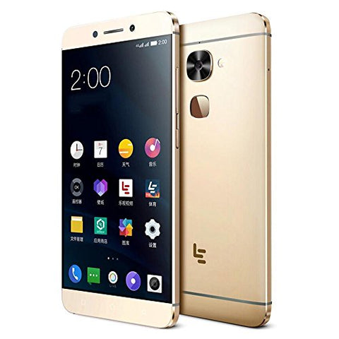 "Letv LeEco S3 X626 5.5"" full HD 1920x1080p 21MP 4GB RAM 32GB ROM Helio X20 Deca Core Smartphone MX6 Note 4 Pro Apollo Prime Lite DHL shipping time 5-10 days (Gold)"