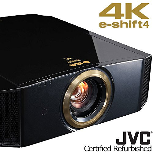 JVC DLA-RS600U Reference Series Home Cinema Theater 4K Projector (Certified Refurbished)