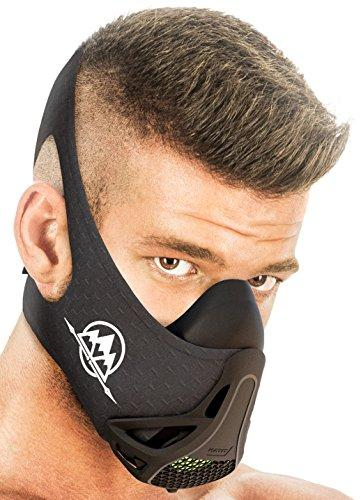 Titan Sport Workout Training Mask – High Performance Elevation Mask for Fitness, Running and Endurance. Benefit from Altitude Effects with RTX Airflow Resistant - Breathing Mask