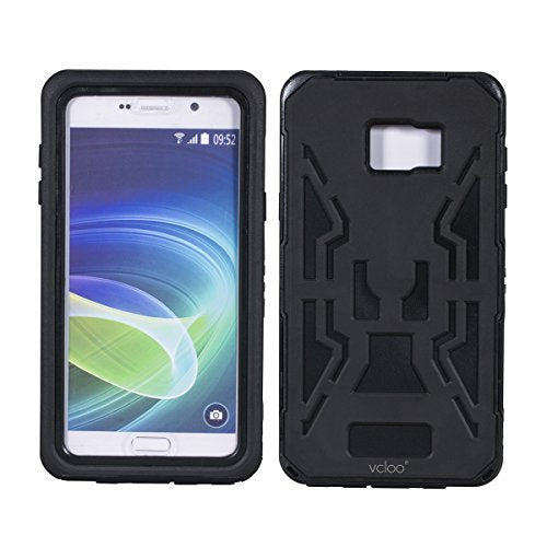 the latest bfa14 8d718 Galaxy Note 5 Waterproof Case, Vcloo® Galaxy Note 5 Waterproof Case,  DustProof, Snow Proof, Shockproof, HeavyDuty Protective Carrying Cover ...