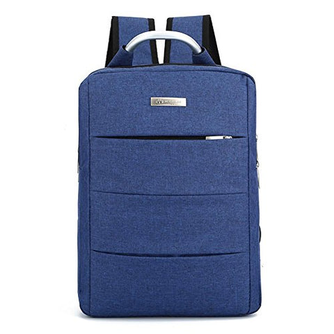 Business Laptop Backpack, Slim Anti Theft Computer Bag, Water-resistent  College School Backpack a85d7cde9c