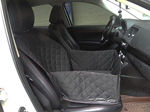 Waterproof & Washable Dog Booster Seats & Front Seat Car Covers Mat