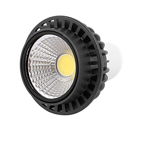 DealMux AC85-265V 3W GU5.3 COB LED Spotlight Lamp Bulb Round Downlight Pure White