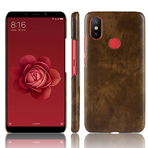 TOTOOSE Xiaomi Redmi S2 Case/Cover/Bumper/Skin/Cushion, Boys Excellent Excellent Holster for Xiaomi Redmi S2 - Brown