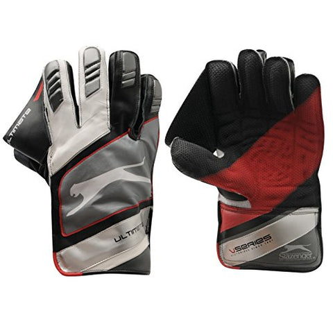 Slazenger Ultimate Cricket Wicket Keeping Gloves Size Mens