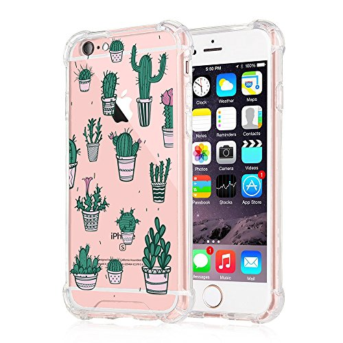 Iphone 6s Plus Case Ultra Crystal Clear Case With Design Cute