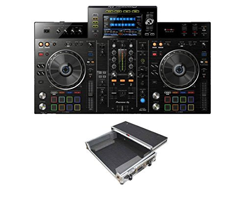 Pioneer XDJ-RX2 2-Channel Touchscreen DJ System + ProX Flight Case, Laptop Tray
