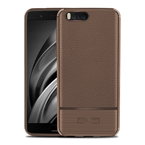 Xiaomi M6 Case/Cover/Bumper/Skin/Cushion, BasicStock Series Replacement Replacement Holster for Xiaomi M6 - Brown