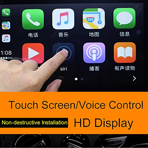 Naviup USB Carplay Dongle for Car Android OS Navigation Player Smart Link  USB CarPlay Only Support iphone
