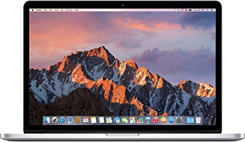 Apple MacBook Pro 15.4-Inch Laptop Intel Core i5 2.4GHz / 8GB DDR3 Memory / 500GB SSHD (Solid State Hybrid) Hard Drive / OS X 10.10 Yosemite
