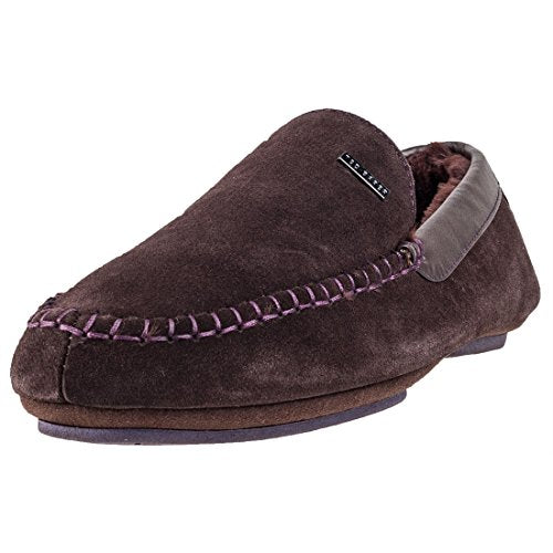 Ted Baker Moriss 2 Mens Slippers Brown - 12 UK
