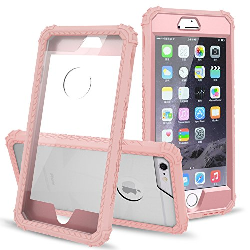 Iphone 6 Plus Clear Casekudex Ultra Thin Design Crystal Defender