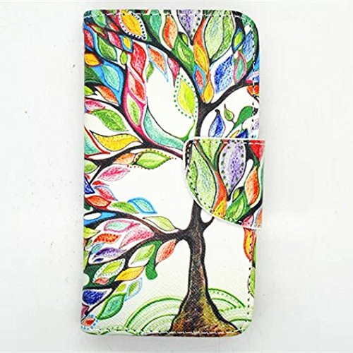 Macoku galaxy s4 minii9190 case painting pattern wallet leather macoku galaxy s4 minii9190 case painting pattern wallet leather cover with credit reheart Image collections