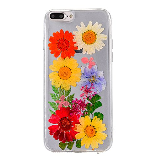 Pretty Flower Case For Iphone 7 Plus Tipfly Iphone 8 Plus Real