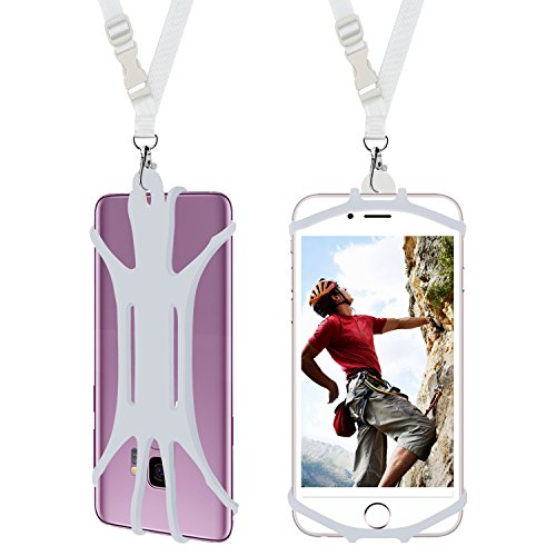 Universal Cell Phone Lanyard Strap Fit Most Smartphone For Office Work Mountain climbing Sport beach shorts Shirt Bikini Use for iPhone X 8 7 6 Plus iPod Samsung Galaxy S9 S8 S7 Moto LG HUAWEI XIAOMI