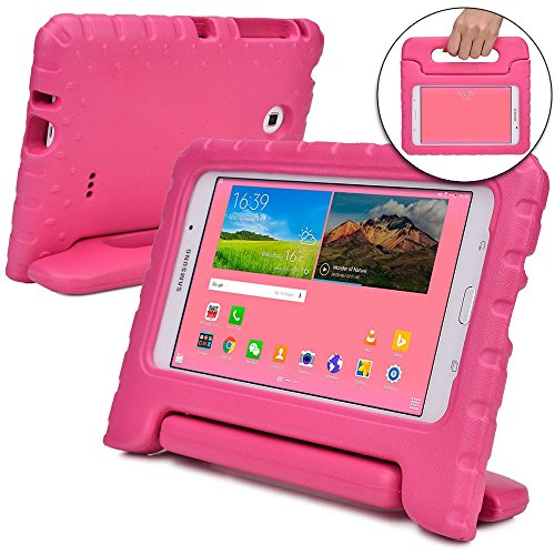 reputable site ac705 5478b Samsung Galaxy Tab 4 8.0 case for kids [SHOCK PROOF KIDS TAB 8 CASE] COOPER  DYNAMO Kidproof Child Tab 4 8 inch Cover for Girls Boys Toddlers | Kid ...