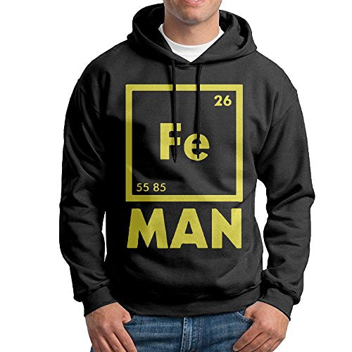 Fdlb mens iron science funny chemistry fe periodic table tour fdlb mens iron science funny chemistry fe periodic table tour classic hoodie sweatshirt xxl black urtaz Image collections