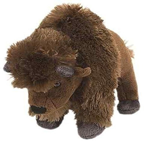 Stuffed Plush Stuffed Plush Bison Buffalo 8 Inch Mini Stuffed