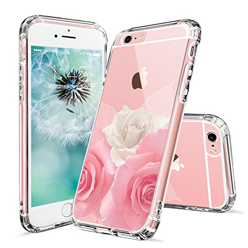 Beautiful Clear Design Iphone 6 Plus Case