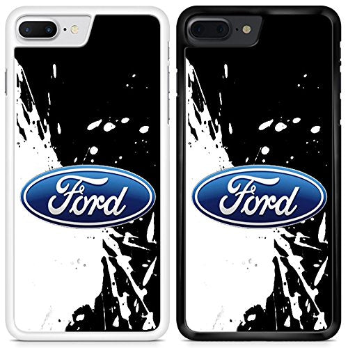 Ford Emblems Custom Printed Phone Case Cover Skin For Apple iPhone 8 Plus  ford4