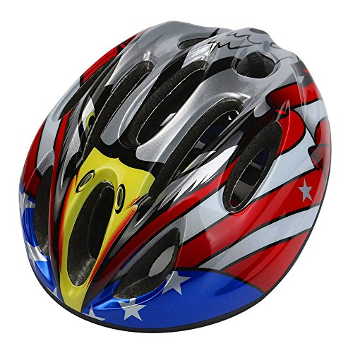 10 Vent Special Cool Ultralight Kids/Toddlers/Child Sports Mountain Road Bicycle Bike Cycling safety Helmet Multi-Sports Comfortable/Safety Helmet (Yellow)