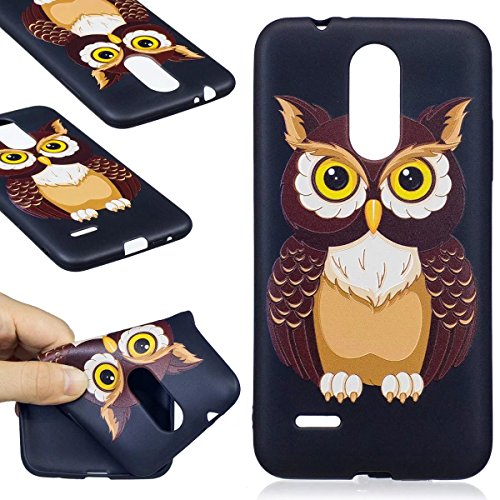 for LG Aristo/LG Phoenix 3/LG K8 2017/LG Fortune/LG Risio 2/LG Rebel 2 LTE  - Colorful Painting Ultra Thin Anti-slip Soft TPU Case with Fancy Colorful