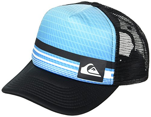 Quiksilver Big Boys' Foamnation Kids Hat, Atomic Blue, 1SZ