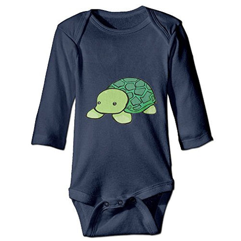 Benntoyo Baby Rompers Sea Turtle Style Unisex Baby Favourite Clothing 6 M