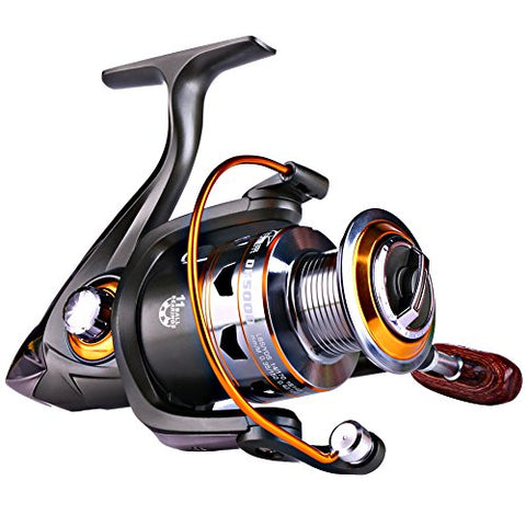 Spinning Reel Interchangeable Handle 11bb 1000-4000 Series Fishing Reels (Dk3000)