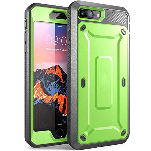 on sale 45a48 31054 OBA iPhone 7 Plus Case, iPhone 8 Plus Case, Unicorn Beetle PRO Series  Full-body Rugged Holster Case with Built-in Screen Protector for Apple  iPhone 7 ...