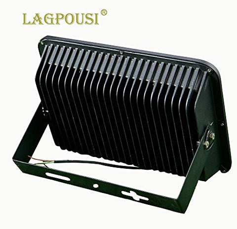 lagpousi 200W Super Bright Outdoor LED Spotlight,1000W Halogen Bulb Equivalent, Waterproof IP66 20000lm,OSRAM LED Chip,Angle of 60 Degrees,3000K Warm White,Garden Lights.Flood Light,floodlight