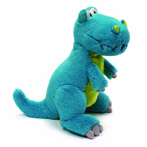 Gund Rexie T Rex Dinosaur Stuffed Animal Plush Blue 13 5 Keeboshop