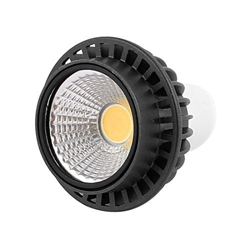 DealMux AC85-265V 3W GU5.3 COB LED Spotlight Lamp Bulb Round Downlight Warm White