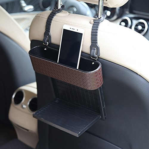 Car Seat Gap Organizer Caddy Catcher Filler Comes With Hook Up