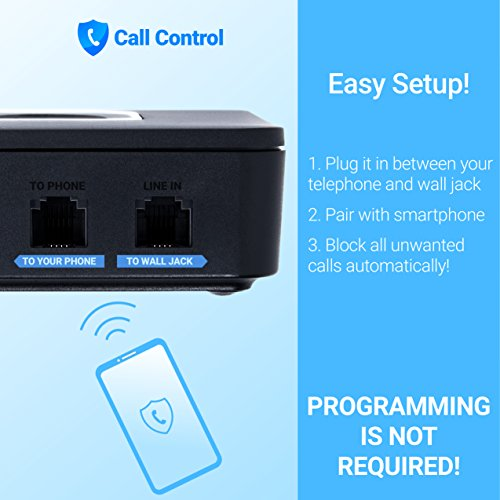 Call Control Home - iOS ONLY Landline and VOIP Call Blocker, Blocks  RoboCalls, Political Calls, Scam Calls, Unwanted Calls  Automatically  Synced with