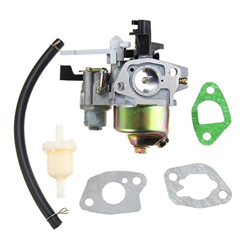 New Carburetor with Fuel Filter Gasket 16100-ZH8-W61 For Honda GX16 5.5HP GX200 rebuild kit 5.0 mercruiser 3.0l gy6 5.7 huayi honda 400ex dellorto gcv160 2bbl ttr 125 3.0 volvo penta