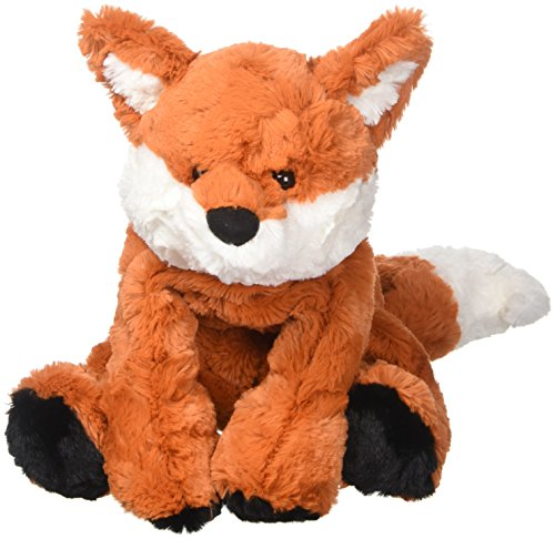 6014042b3a04 GUND Cozys Collection Fox Plush Stuffed Animal, Orange and White, 10