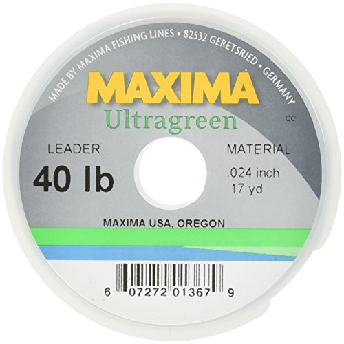 Maxima Fishing Line Leader Whee