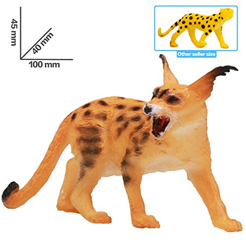 Animals Figure 25 Piece Realistic Looking Animals Toys Set 4 Inch