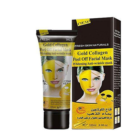 Vanvler Gold Collagen Facial New Moisture Face Mask Anti Aging Remove Wrinkle Skin Care Product
