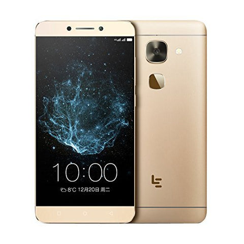 "Letv LeEco S3 X626 5.5"" full HD 1920x1080p 21MP 4GB RAM+ 64GB ROM Helio X20 Deca Core Smartphone MX6 Note 4 Pro Apollo Prime Lite (Gold)"