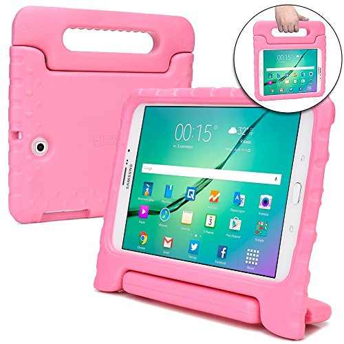 watch 43137 723c0 Samsung Galaxy Tab S2 8.0 case for kids [SHOCK PROOF KIDS TAB S2 CASE]  COOPER DYNAMO Kidproof Child Tab S2 8 inch Cover for Girls Toddlers | Kid  ...
