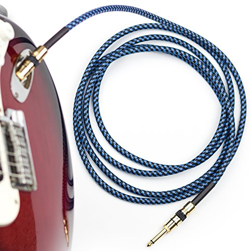RIG NINJA GUITAR CABLE for Serious Musicians, Quality Electric ...